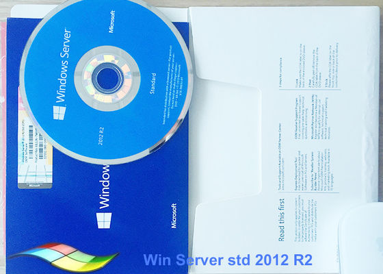 China 100% Original Windows Server 2012 OEM Product Key 64Bit Genuine Systems supplier