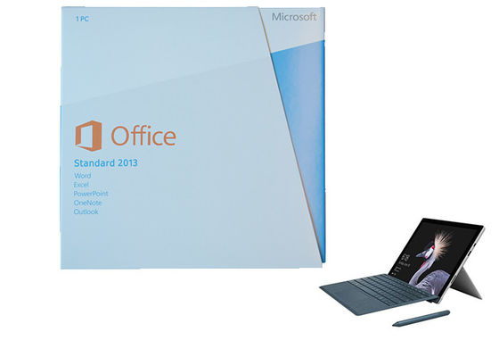 China Office 2013 STD Original 100% Genuine Full Version Activate Office 2013 Standard supplier
