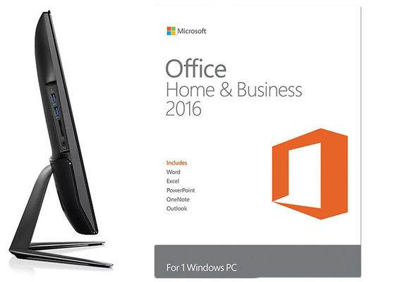 China Customizable Office Home And Business 2016 64bit Ms Office 2016 Home & Business supplier