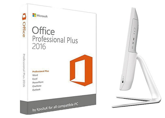 China Microsoft Office Professional 2016 Software supplier