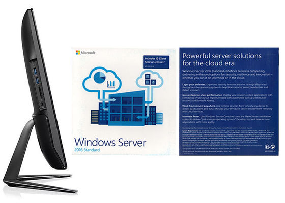 China Microsoft Windows Server 2016 64 Bit supplier
