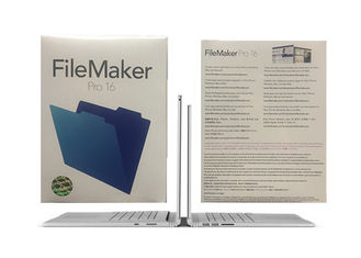 China Spanish Business Premium Filemaker Pro Original Packge Software supplier