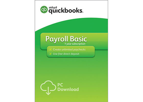 China Industry Edition Quickbooks Pro 2017 With Payroll 4 User , Quickbooks Enterprise 2017 supplier