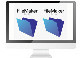 China SQL Data Multi Language Filemaker Pro Software For Windows / MAC supplier
