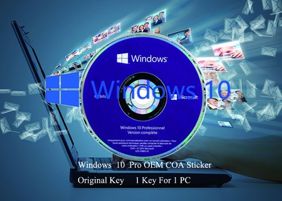 China Genuine Windows 10 Product Key Working Serial Key Online Activate Customizable FQC supplier