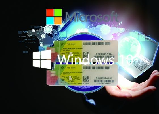 China Full Version Win 10 Product Key Software 64BIT Systems Multi Language,brand new online activation supplier