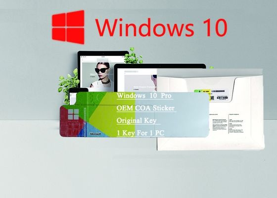 China Win 10 Pro Key Code 1 Key For 1 Pcs FQC-08983 Windows 10 Pro OEM Sticker Global Use supplier