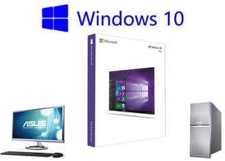 China Microsoft Windows 10 FPP retail Guarantee License Activation Online Spanish Language supplier