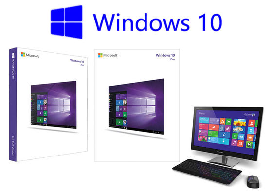 China Windows 10 FPP Retail Full Version Pack Full Version with 3.0 USB FPP License supplier