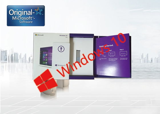 China OEM Key Windows 10 Pro FPP One Key Multi Touch Display For One PC Activation supplier