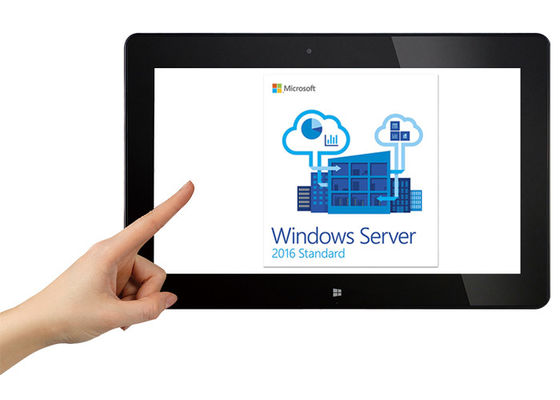 China Online Activation Microsoft Storage Server 2016 , Windows Server 2016 Versions supplier