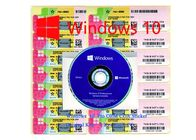 China 100% Authentic Win 10  pro coa Sticker Activated By Internet 64 bit / 32 bit factory