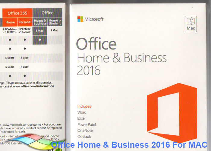 Office 2016 Home and Business 100% Original Activate Multi Language