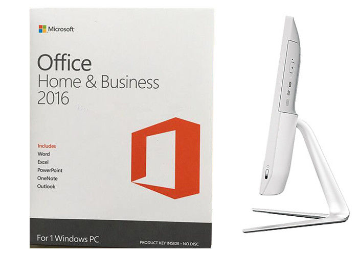 Multi Language Microsoft Office 2016 Home & Business Edition For PC