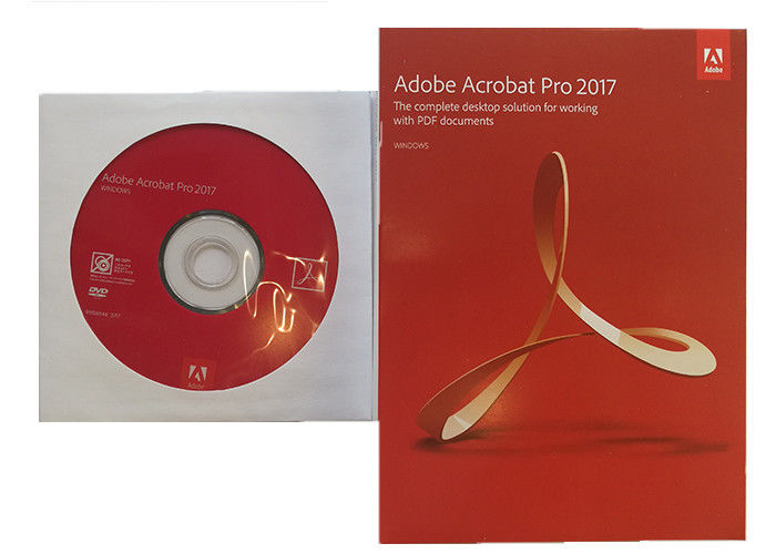 Full Version Adobe Acrobat Pro 2017 100% Original Software 1
