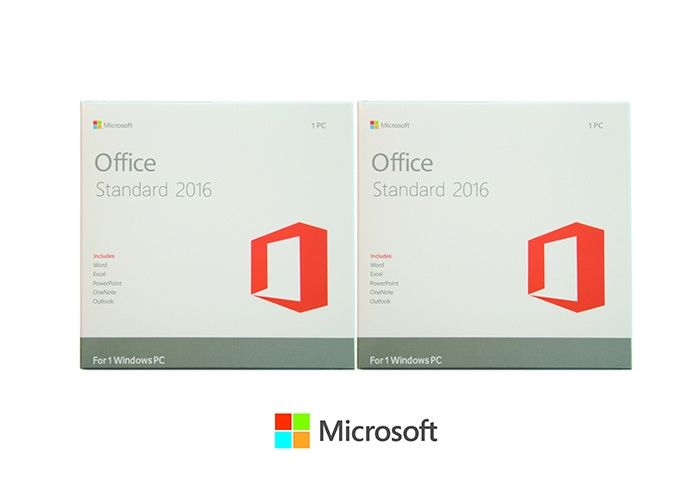 64 Bit Systems Office Home And Business 2016 , Office 2016 Standard