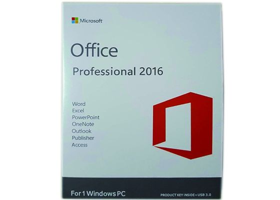 China Online Activate Office 2016 Professional FPPSoftware 64Bit Systems Software factory