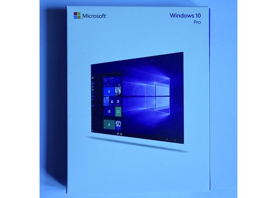 China Full Version Windows 10 FPP 32bit Operating System Genuine Activate factory