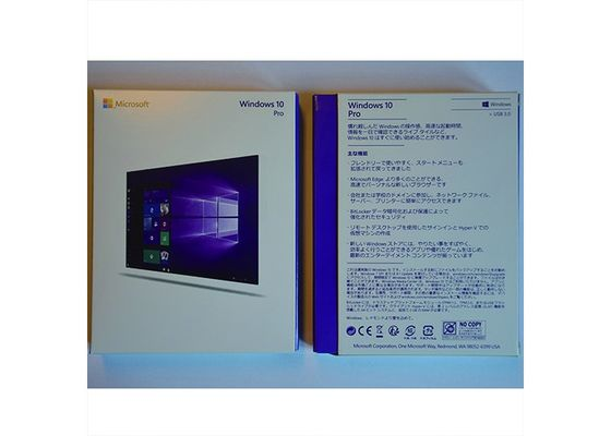 China Full Version Windows Pro 10 Fpp 64 Bits Br Key Packge Tablet Oem Activation Key factory