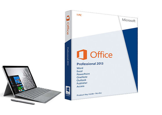 100% Original Office 2013 Professional Retail BOX Online Activate Multilingual Version