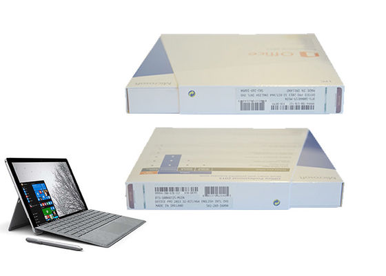 China Full Version Office 2013 Professional 32bit Systems FPP Retail Box Genuine Online Activate factory