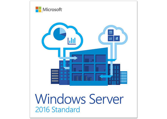 China Genuine Activate Windows Server 2016 64 Bit Operating Systems factory