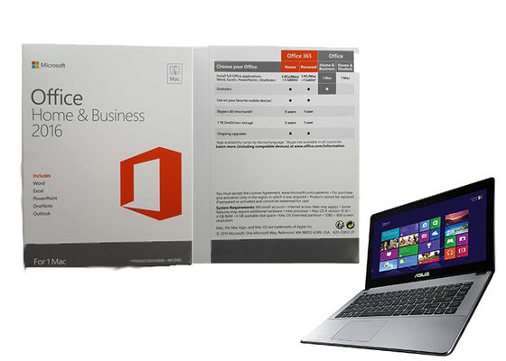 Microsoft Office Home And Business 2016 Full Version 64bit Online Activate For PC