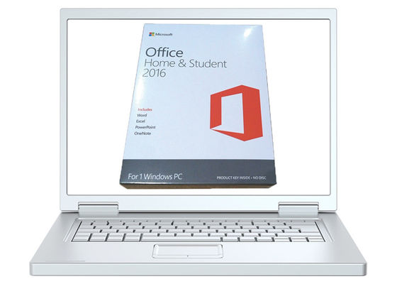 China Online Activate 64bit Microsoft Office Home & Business 2016 FQC-08983 For PC factory