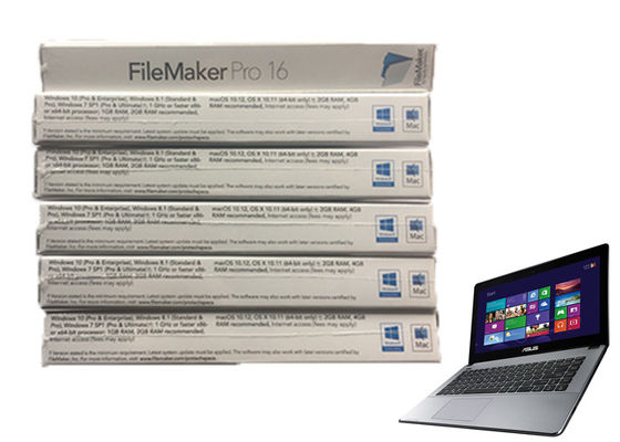 China 100% Original FileMaker Pro 16 Genuine Software Online Activate Filemaker Pro Windows 7 factory