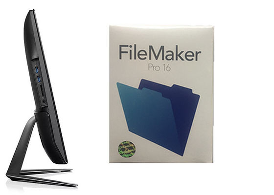 100% Original Full Version Filemaker Pro For Mac / Win Retail Box V16 Online Activate