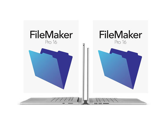 China Genuine Filemaker Pro For Mac factory