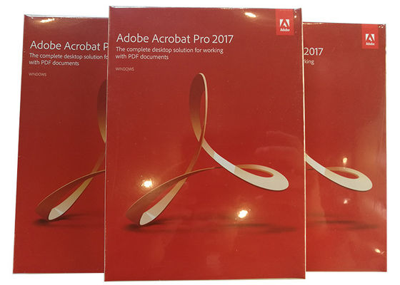 100% Genuine Pro 2017 Retail Box Adobe Graphic Design Full Version Online Activate
