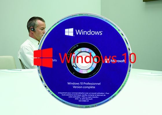 China Windows 10 Pro COA Sticker Full Version Original Product Key Online Activate factory