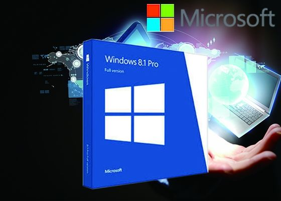 China Full Version Windows 8.1 Pro OEM Multilingual Version 32 Bit Systems MS Customizable FQC factory