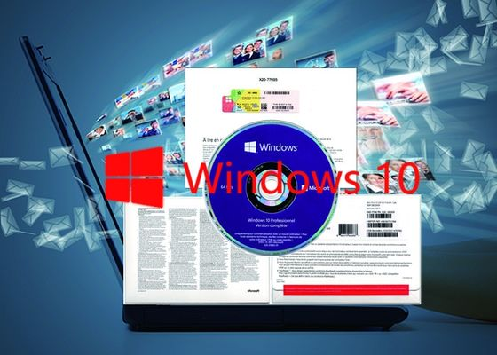 China French Version Original Key  Win 10 pro OEM package  64bit or 32 bit  Online Activation factory