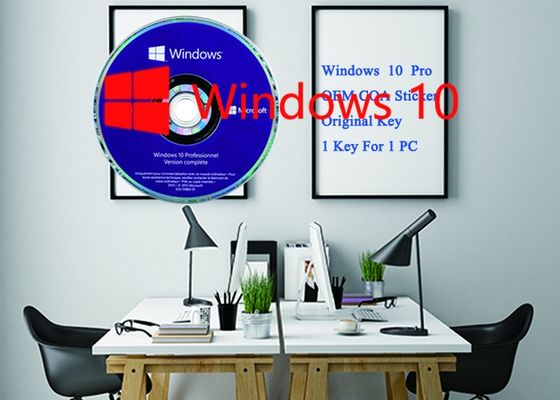 China Microsoft Win 10 Pro Product Key Software Sticker 64bit DVD + OEM key Activation Online,Microsoft Windows 10 Pro DVD factory