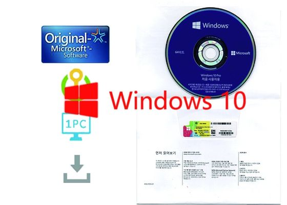 China Win 10 Pro X20 With Hologram Warranty Lifetime OEM Sticker Online Activation By Internet factory