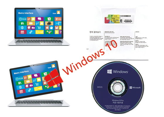 Genuine Microsoft Verified Ms Windows 10 Pro 64bit Dvd Oem For Computer Use
