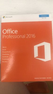 Fast Delivery Office 2016 Professional Fpp ,Original License, 64 Bit Systems Online Activate For PC